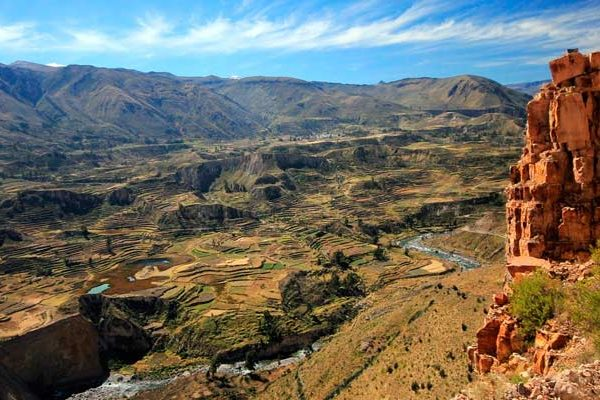 Adventure in the Colca Valley