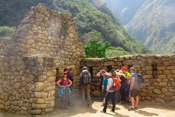 How to train yourself for the Inca Trail?