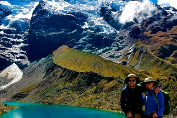 Salkantay a worth-hiking snow-capped Mountain!