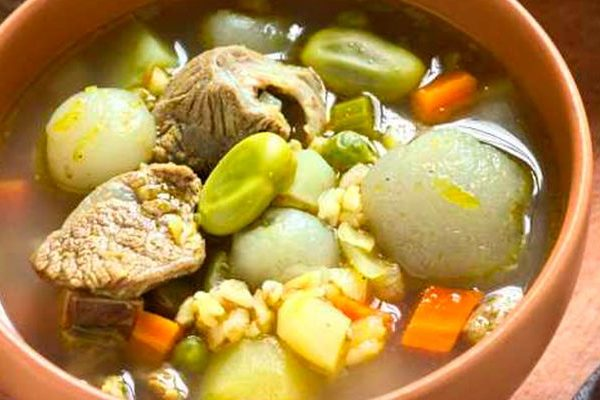 Hot Dishes for Cold days in Cusco