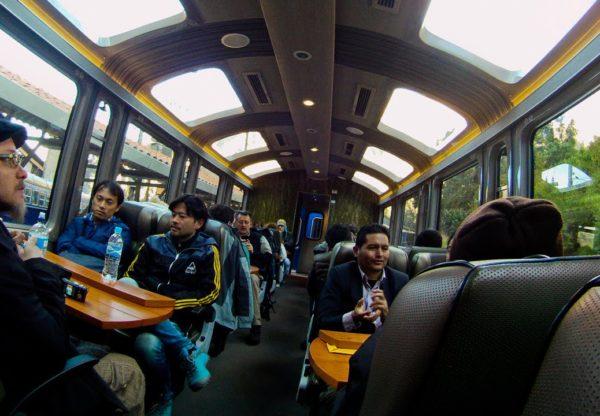 Un viaje inolvidable en el tren Vistadome a Machupicchu