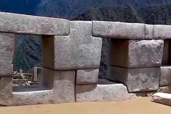 Conservation of the Historic Sanctuary of Machu Picchu