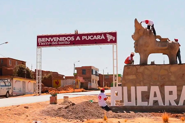Pucara, great in Textile and Craftwork  Knowledge