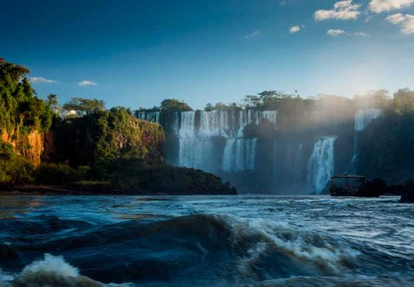 Iguazu Falls, Thunderous Beauty of Nature
