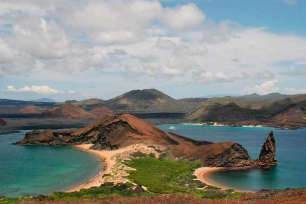 Galapagos Islands, a unique and endemic archipelago in the world