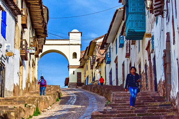 Visit the 12 oldest streets of Cusco, Imperial city of the Incas