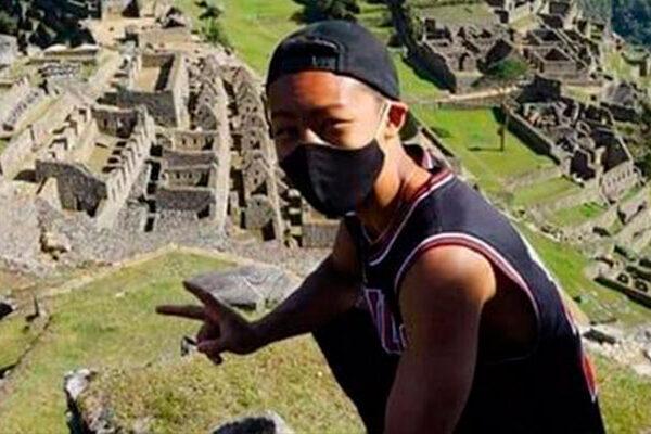 Jesse Katayama se convirtió en el primer turista en ingresar a Machupicchu