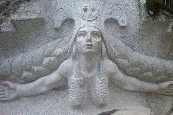 Conoce las 36 esculturas del Circuito de Piedras en Aguas Calientes, Machupicchu