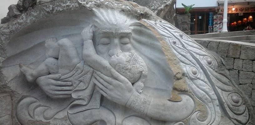 Circuito de Piedras en Aguas Calientes, Machupicchu