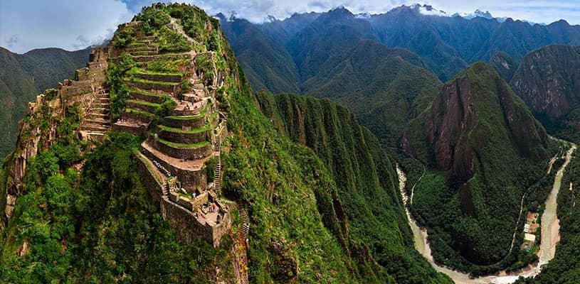 Huayna Picchu, Wayna picchu o Waynapicchu