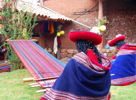 07 Day Andean Tours & Experience through the Living Culture of the Incas